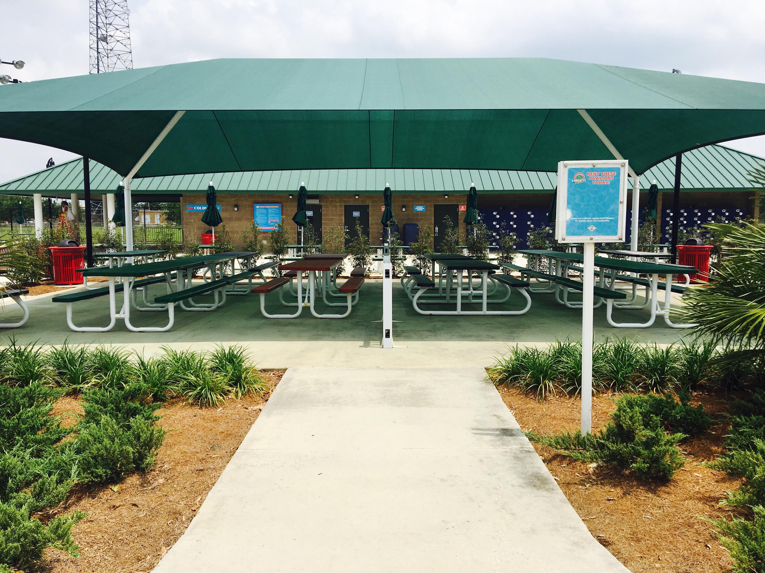 Liberty Lagoon Presidential Pavilion