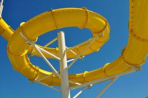 Yellow Plunge